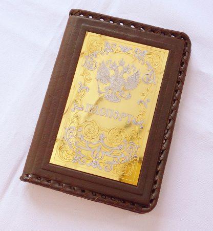 обложка на паспорт элитная