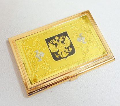 """Визитница """"Гербовая"""" №1"""