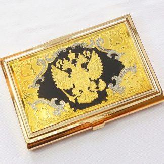 визитница герб-7 царская