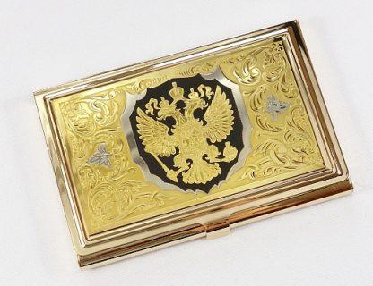 визитница герб