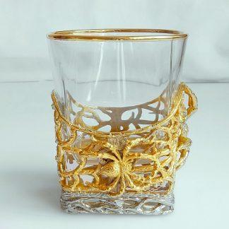 """Бокал для виски """"Паук"""""""