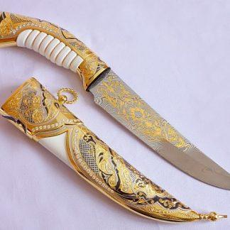 """Нож """"Султан Белый"""""""