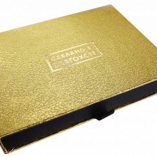 """Обложка на паспорт из кожи, с гербом, """"Патриот"""""""