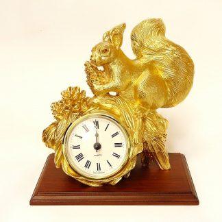 """Эксклюзивные часы ручной работы """"Белка"""""""