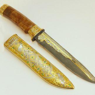 """эксклюзивный нож """"Королевский"""""""