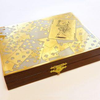Карты для покера подарочные