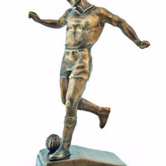 "Бронзовая статуэтка ""Футбол"""