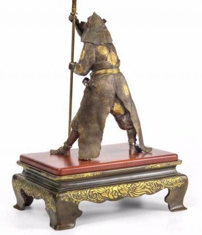 бронзовый самурай